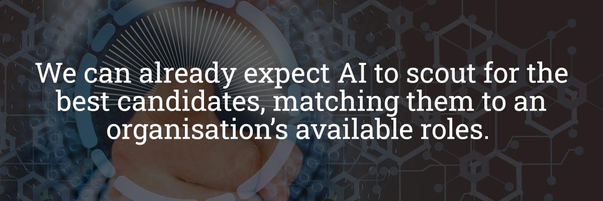AI Candidates Roles
